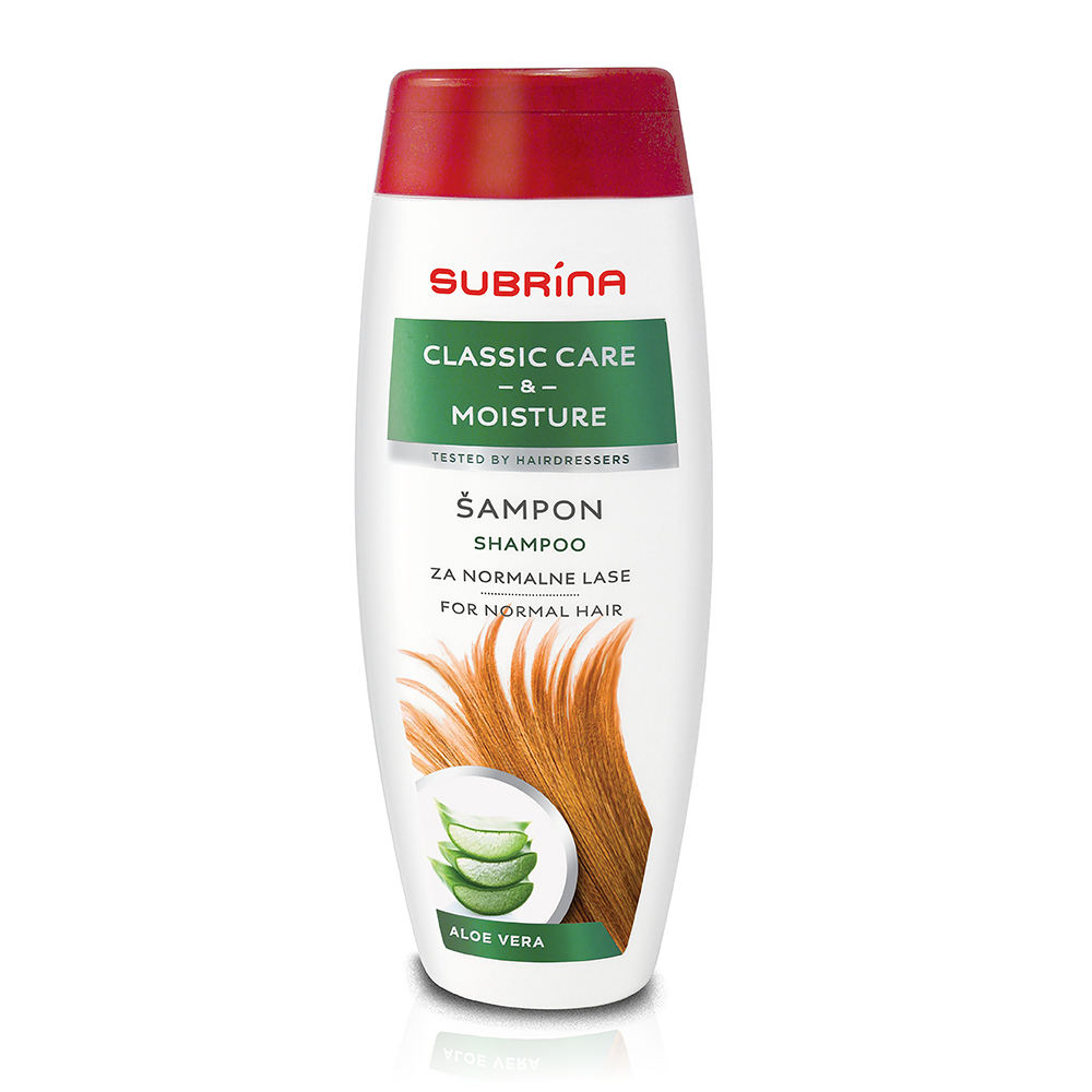 Subrina sampon classic and moisture