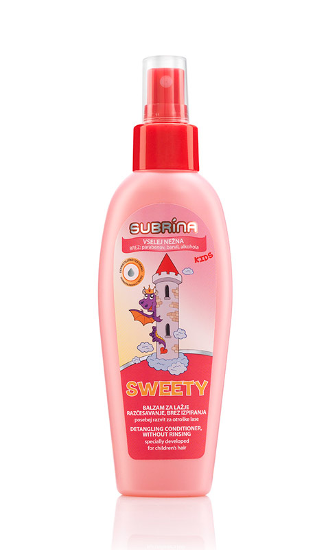 Subrina Kids Sweety sprej 150ml 172DPI